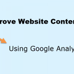 Improve Website Content With Google Analytics – Pinterest Board