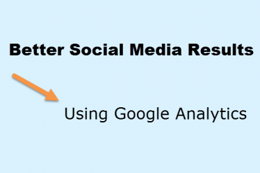 Understand Social Media Results Using Google Analytics