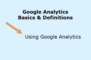 Google Analytics Basics and Definitions