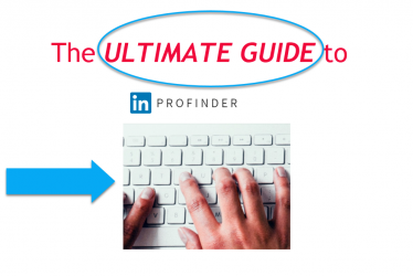 Ultimate Guide to LinkedIn ProFinder by Peg Corwin