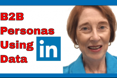 B2B Personas using LinkedIn Data
