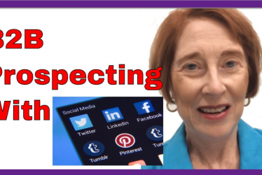 How To Do B2B Prospecting With Social Media
