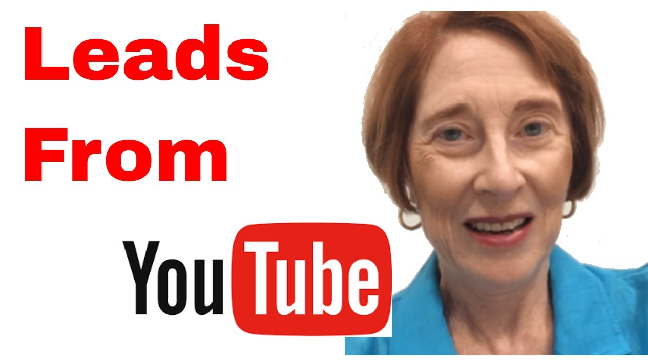 leads from YouTube without advertising